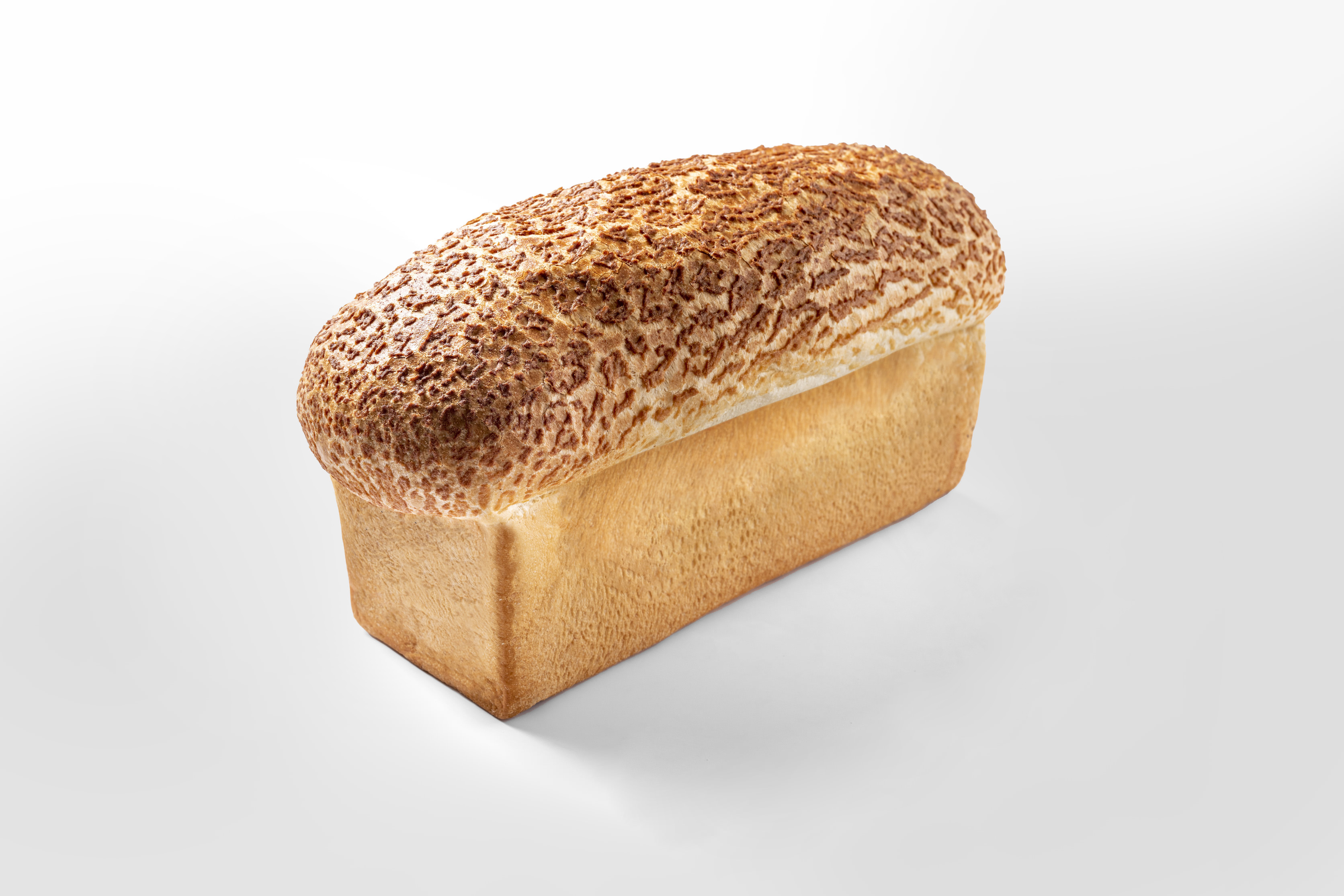 Tiger bread made with FoodJet depositing technology